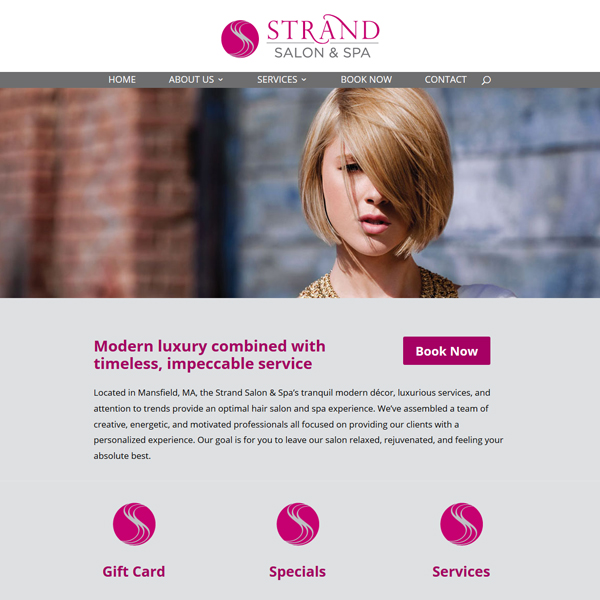 Strand Salon Spa